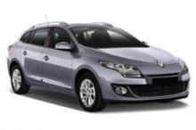 Renault Megane SW or similar