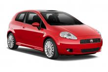 Fiat Punto Diesel or similar